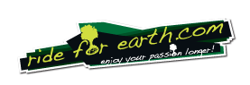 Ride for earth